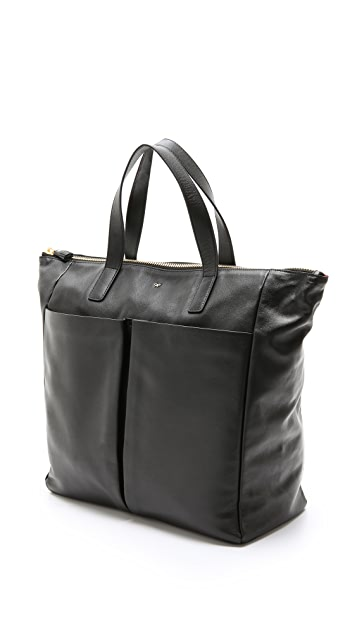 Anya Hindmarch Nevis Zipped Tote