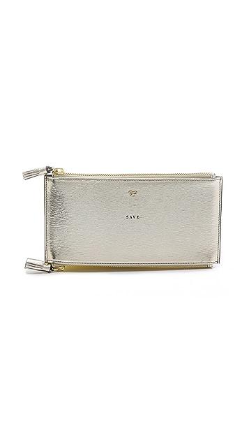 Anya Hindmarch Loose Pocket Spend & Save Bag