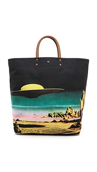 Anya Hindmarch Earl Star Cruiser Tote