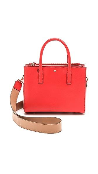 Anya Hindmarch Ebury Soft Mini Handbag