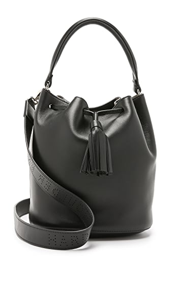 Anya Hindmarch Shoulder Ends Vaughan Bucket Bag