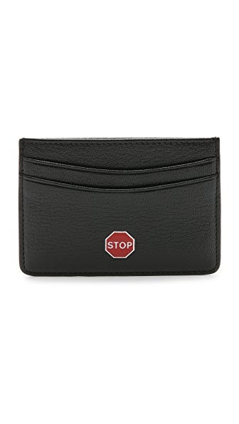 Anya Hindmarch Stop Card Case
