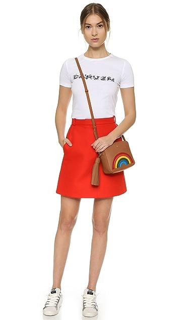 Anya Hindmarch Rainbow Cross Body Bag