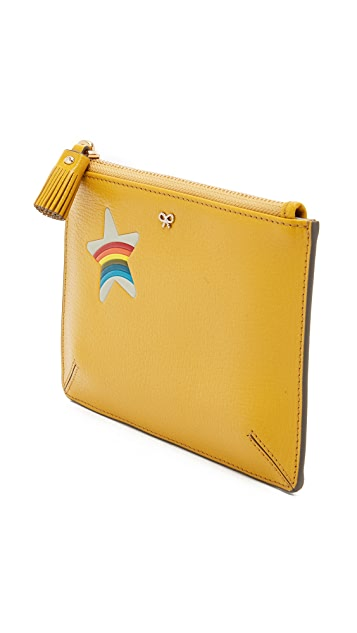 Anya Hindmarch Small Star Loose Pocket Pouch