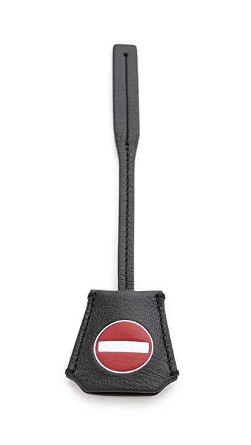 Anya Hindmarch No Entry Key Fob
