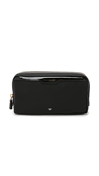 Anya Hindmarch Suncreams Bag In Black