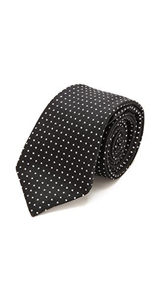 Alexander Olch The Welles Polka Dot Necktie