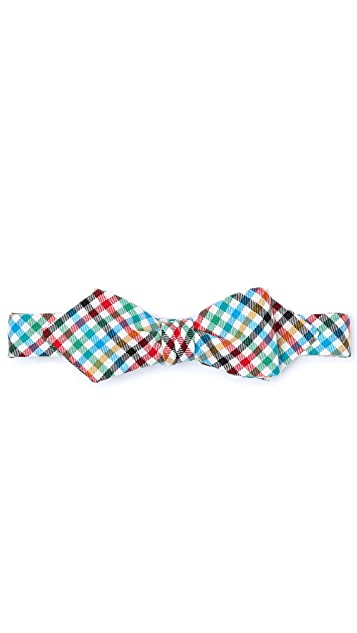 Alexander Olch The T.W. Small Square Bow Tie