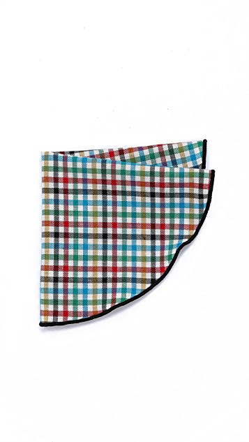 Alexander Olch The T.W. Small Square Pocket Round