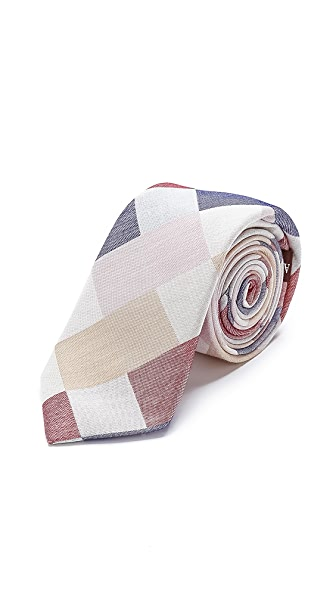 Alexander Olch The Ferris Plaid Necktie