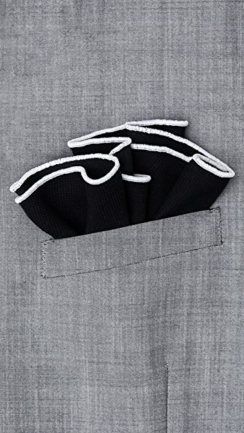 Alexander Olch The Bank Knit Pocket Round
