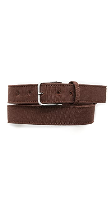 Alexander Olch Warren Canvas Belt