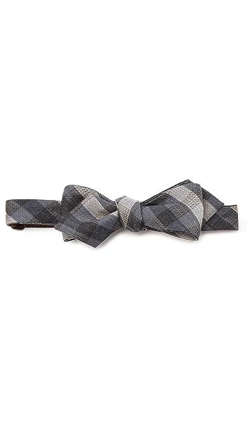 Alexander Olch Medium Plaid Bow Tie