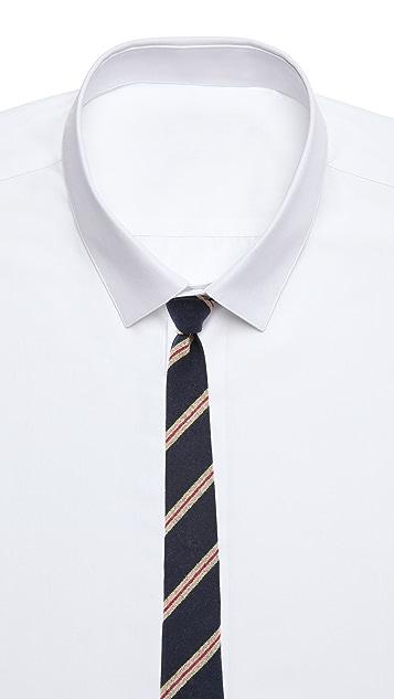Alexander Olch The College Stripe Necktie