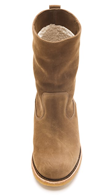 A.P.C. Bovin Pull On Boots