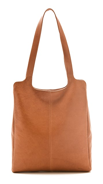 A.P.C. Cabas Chic Shopper