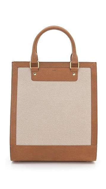 A.P.C. Cabas Tote Bag