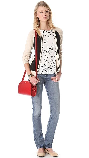 A.P.C. Half Moon Handbag