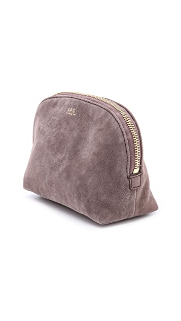 A.P.C. Maquillage Pouch