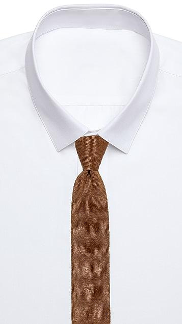 A.P.C. Mesh Tie