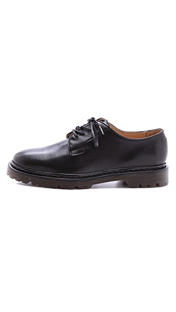 A.P.C. Leather Derby Shoes