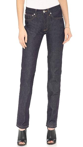 A.P.C. Petit New Standard Jeans - Indigo