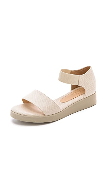 A.P.C. Elastic Sandals