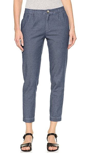 A.P.C. Amanda Denim Trousers