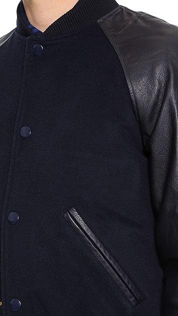 A.P.C. Kenickie Teddy Jacket