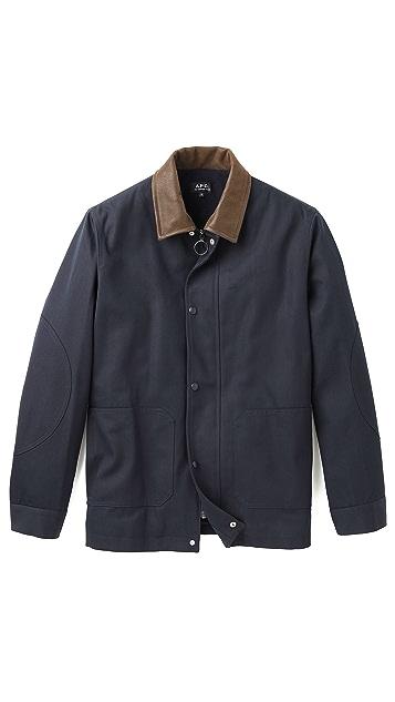 A.P.C. Hunter Jacket