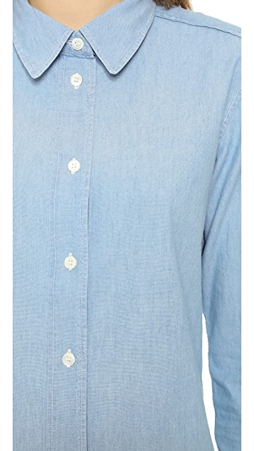 A.P.C. Casual Mike Shirt