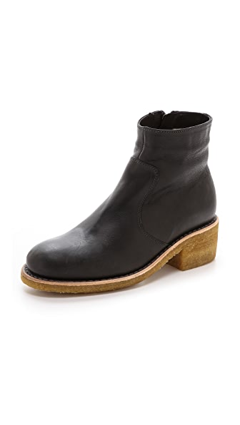 A.P.C. Low Boots