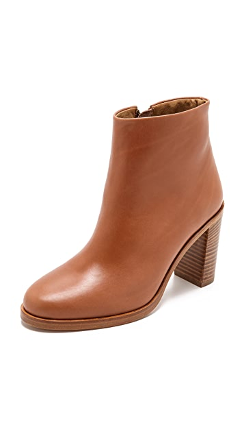 A.P.C. Chic Booties