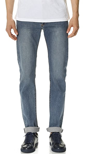 A.P.C. New Standard Stretch Jeans