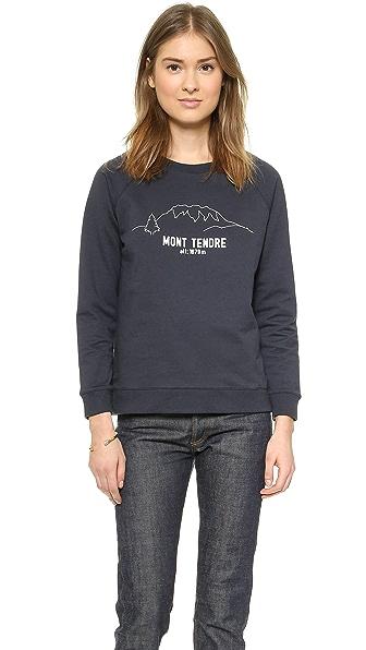 A.P.C. Raglan Sweatshirt
