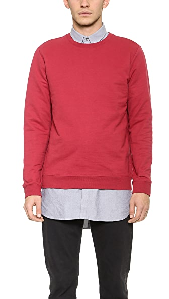 A.P.C. Basic Sweatshirt