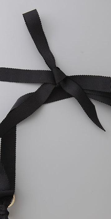 Amanda Pearl Gobstopper Necklace