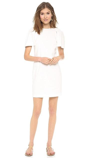 Apiece Apart Bonillas Capelet Dress