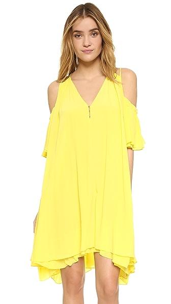 Apiece Apart Платье с открытыми плечами Appolonia