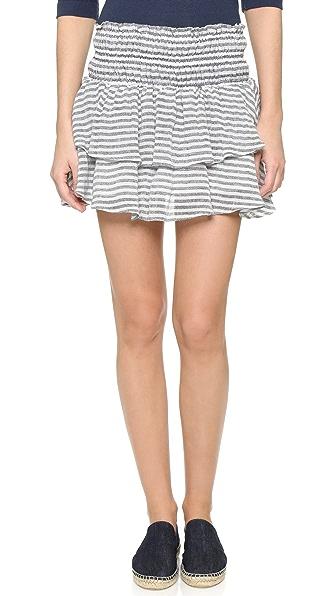 Apiece Apart Analisa Ruffle Skirt