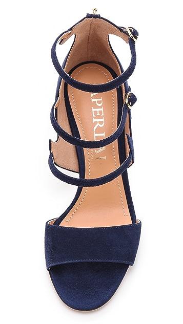 Aperlai Spike Back Sandals