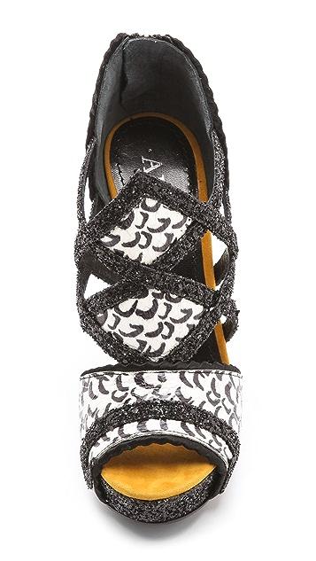 Aperlai Strappy Sandals