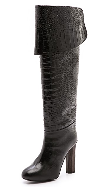 Aperlai Over the Knee Boots