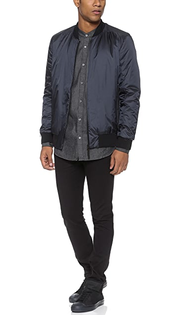 Apolis Transit Issue Bomber Jacket
