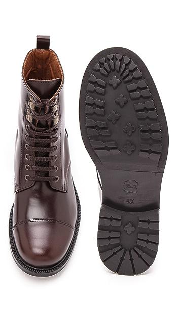Apolis Fatigue Boots