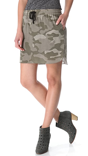 April, May Candy Camoflauge Skirt