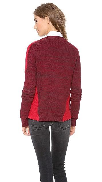 April, May Spirit Sweater