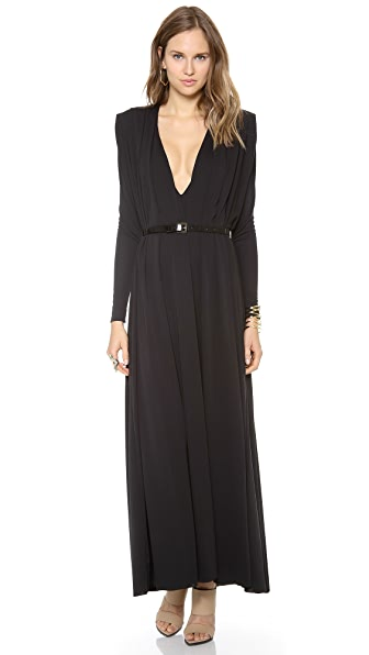 AQ/AQ Bowie Maxi Dress