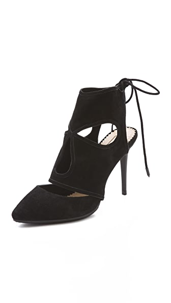 Aquazzura Very Sexy Cutout Pumps