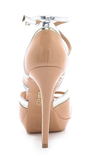 Aquazzura Tequila Sunrise Sandals